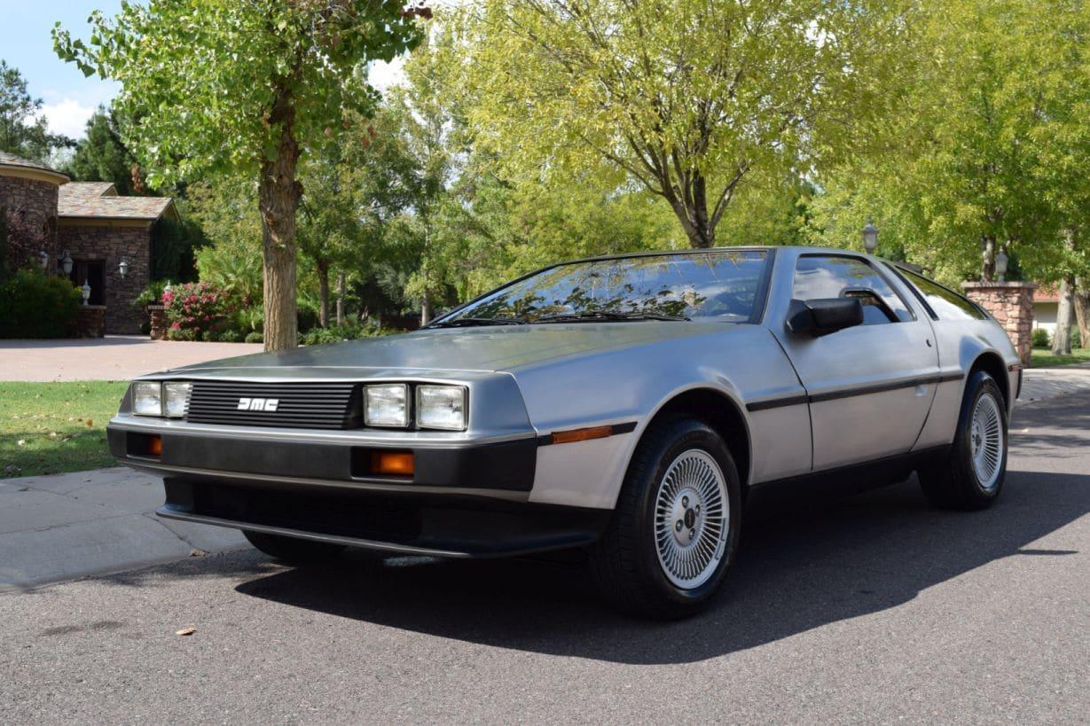 DeLorean DMC-12 1982 [1]