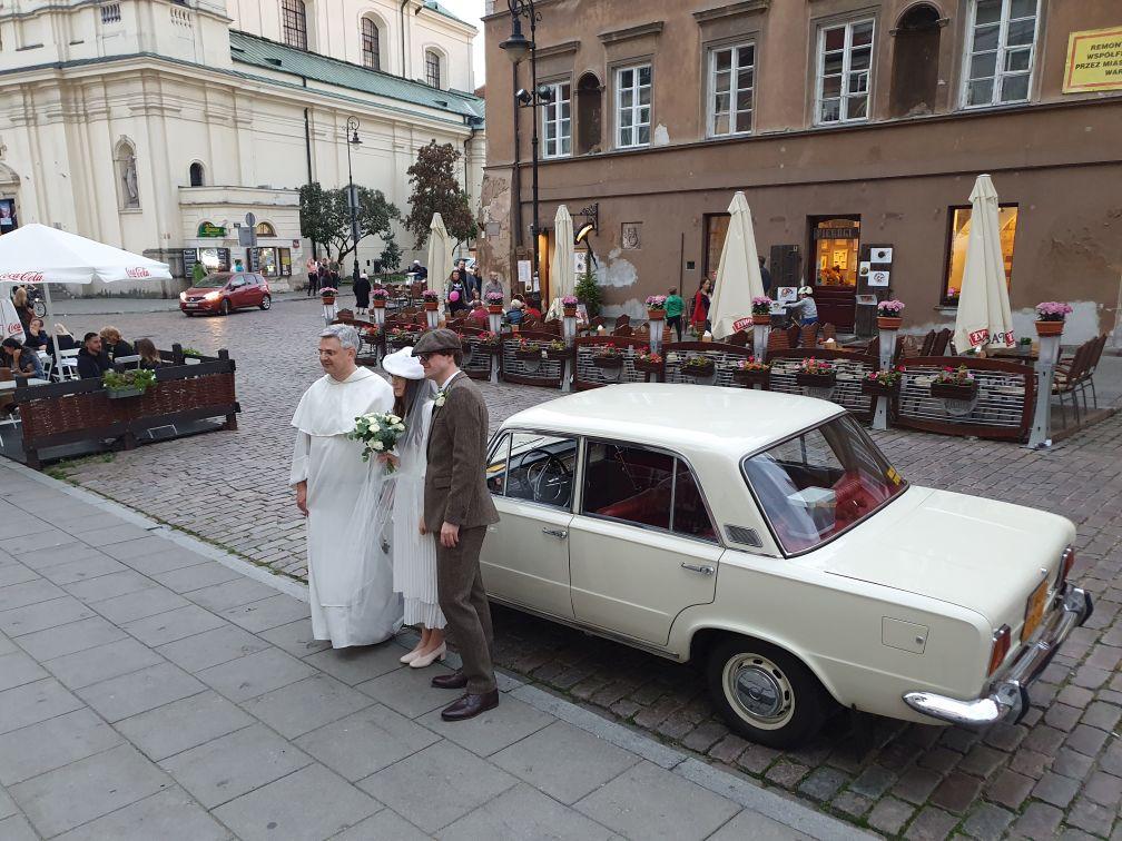 Weronika&Radoslaw_Fiat_125p
